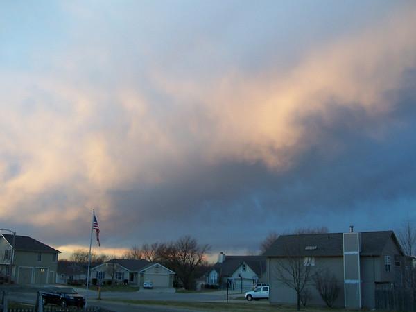 January 2008 Sunset
